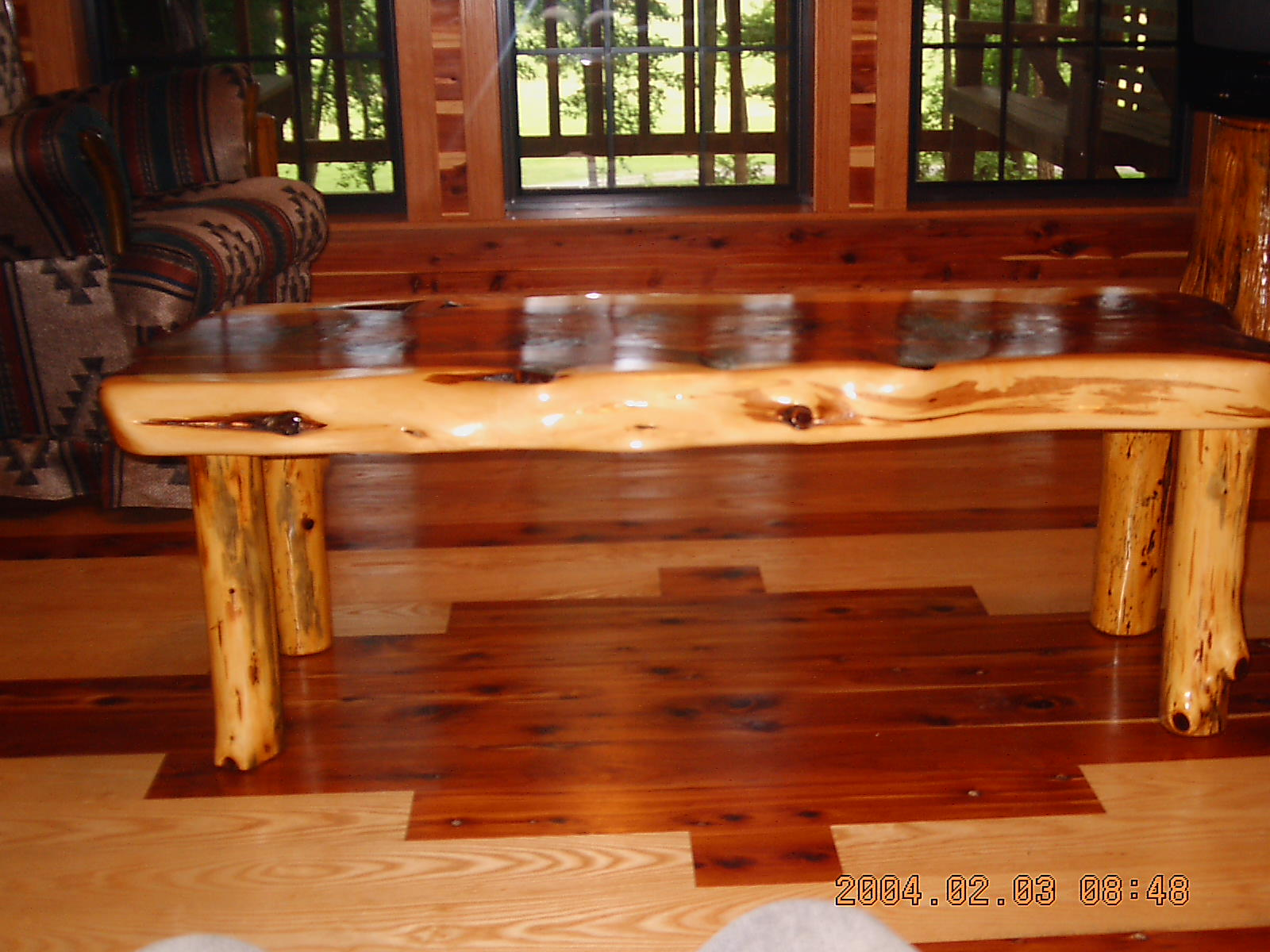 Rustic furniture red cedar Pictures of rustic furniture